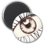 Third vision/big eye imas de geladeira