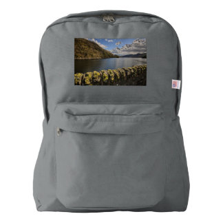 Thirlmere, Cumbria American Apparel™ Backpack