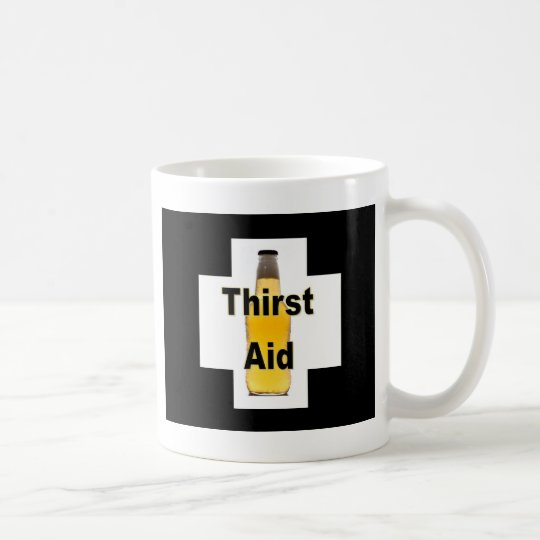 Thirst Aid Coffee Mug
