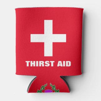 Thirst Aid del Dr. Bob Enfriador De Latas