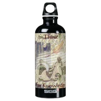 Thirst for Knowledge Water Bottle