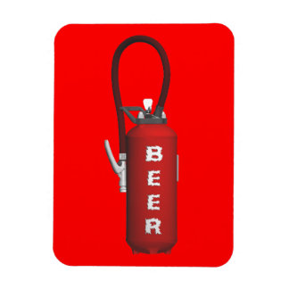 Thirst Quencher Beer Magnet