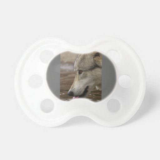 Thirsty, But Watchful Pacifier