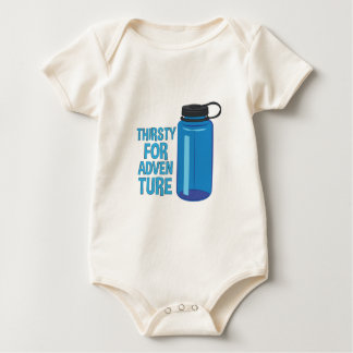 Thirsty For Adventure Baby Bodysuit