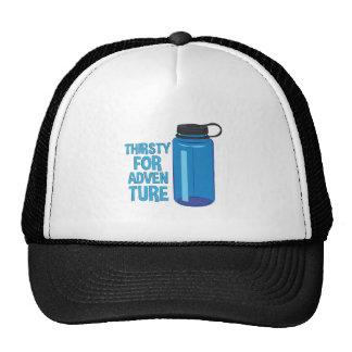 Thirsty For Adventure Trucker Hat