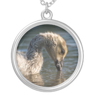 Thirsty Gosling Necklace