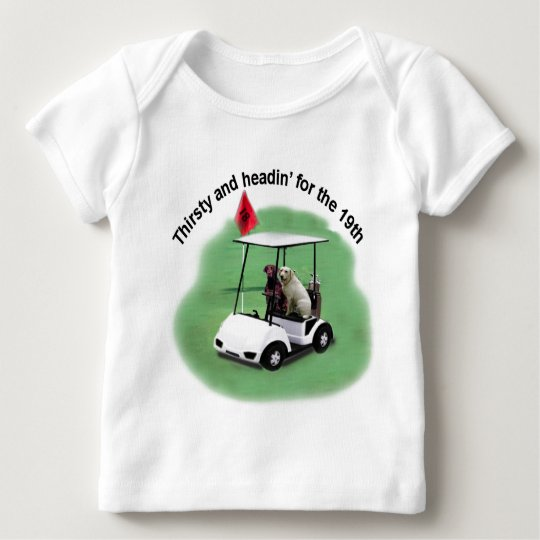 Thirsty Labs Baby T-Shirt