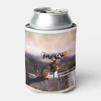 Thirsty Squirrel Can Cooler