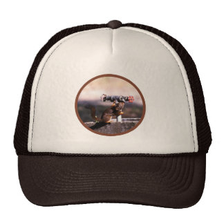 Thirsty Squirrel Trucker Hat