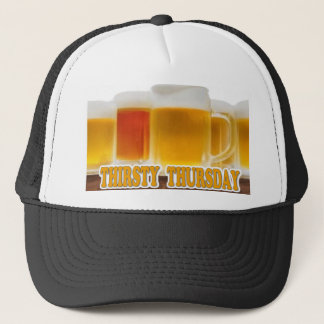 Thirsty Thursday Clothing line Trucker Hat