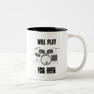 Thirsty Two-Tone Coffee Mug