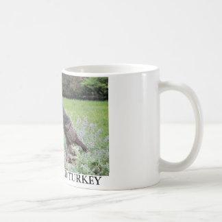 THIRSTY WILD TURKEY COFFEE MUGS