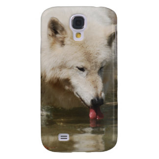Thirsty Wolf Galaxy S4 Cases