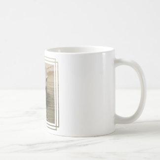 Thirsty Wolf Classic White Coffee Mug