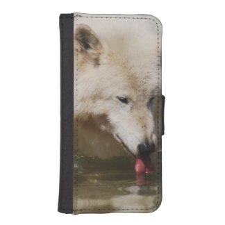 Thirsty Wolf Phone Wallet Case
