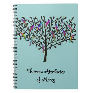 Thirteen Attributes of Mercy Journals