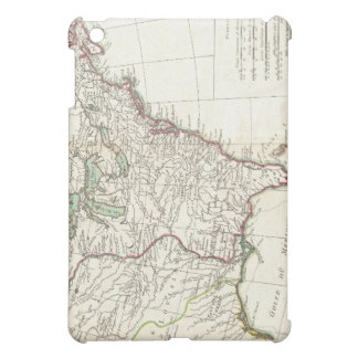Thirteen Colonies Vintage Map (1776) iPad Mini Covers