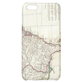 Thirteen Colonies Vintage Map (1776) Case For iPhone 5C