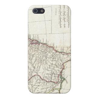 Thirteen Colonies Vintage Map (1776) iPhone 5 Case