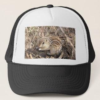 Thirteen Lined Ground squirrel Trucker Hat