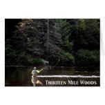 Thirteen Mile Woods Cards