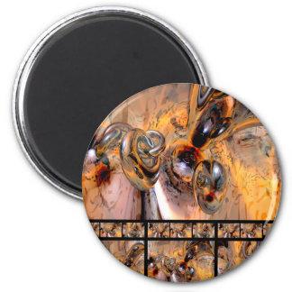 Thirteen Pieces 2 Inch Round Magnet