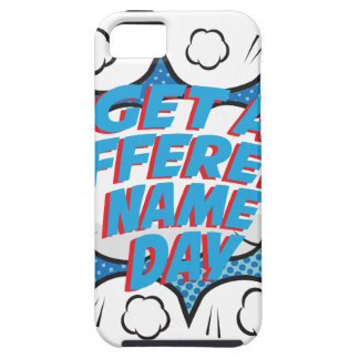Thirteenth February - Get A Different Name Day iPhone SE/5/5s Case