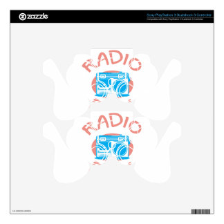 Thirteenth February - Radio Day - Appreciation Day PS3 Controller Skins