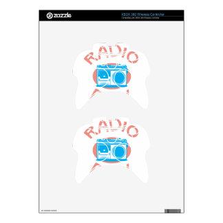 Thirteenth February - Radio Day - Appreciation Day Xbox 360 Controller Skins