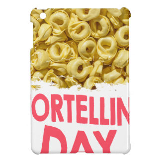 Thirteenth February - Tortellini Day Cover For The iPad Mini