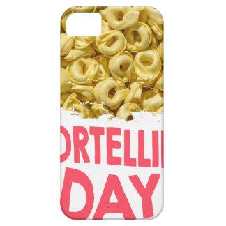 Thirteenth February - Tortellini Day iPhone SE/5/5s Case
