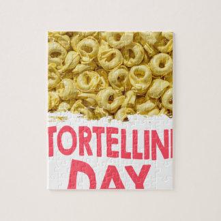 Thirteenth February - Tortellini Day Jigsaw Puzzle