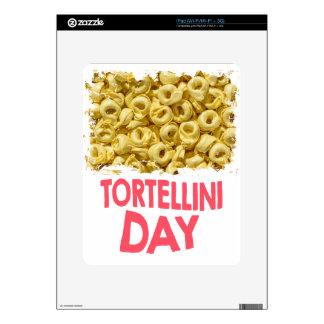 Thirteenth February - Tortellini Day Skins For The iPad