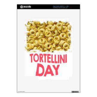 Thirteenth February - Tortellini Day Skins For The iPad 2