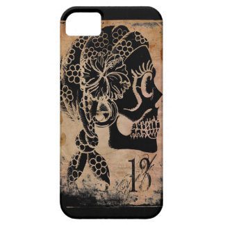 Thirteenth Gipsy iPhone case