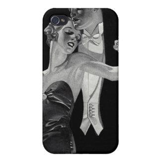 Thirties Dancing Deco iPhone 4 Covers