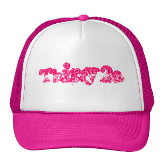 Thirty2a Trucker Hat