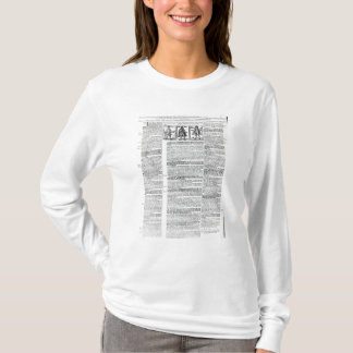 Thirty and Two Extremes of these times T-Shirt