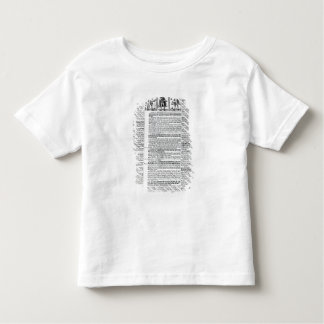 Thirty and Two Extremes of these times Toddler T-shirt