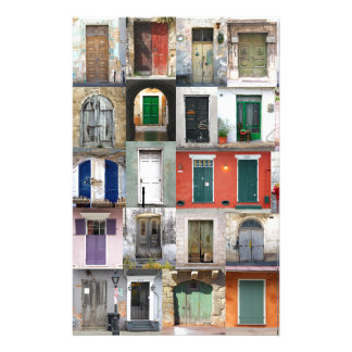 Thirty Doors Stationery
