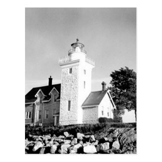 Thirty Mile Point Lighthouse Postcard