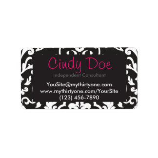Thirty-One APPROVED Label Address Label