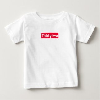 thirty two Years old funny 32ndbirthday Baby T-Shirt