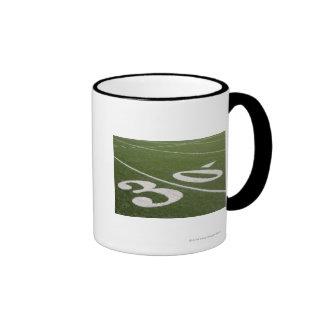 Thirty yard line ringer mug