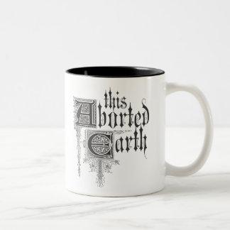 This Aborted Earth Logo Mug