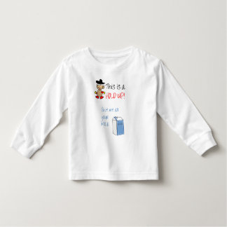 This are a holdup! toddler t-shirt