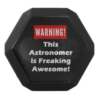 This Astronomer is Freaking Awesome! Black Bluetooth Speaker