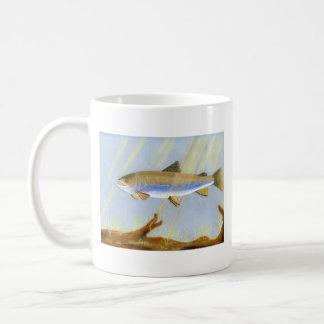 This Award Winning artwork features the Brook Trou Coffee Mug