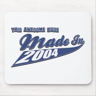 This awesome dude made in 2004 mouse pad