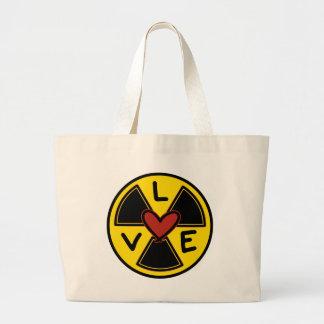 this bag's the bomb. jumbo tote bag